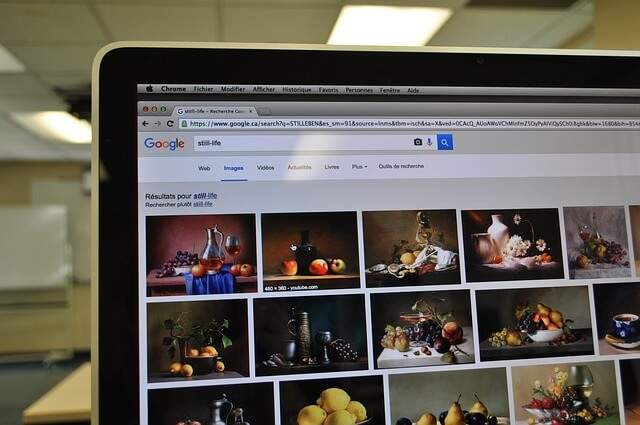 SEO benefits of Image rights metadata in Google Images